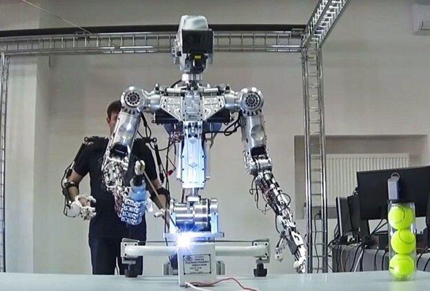 Картинки по запросу робот FEDOR